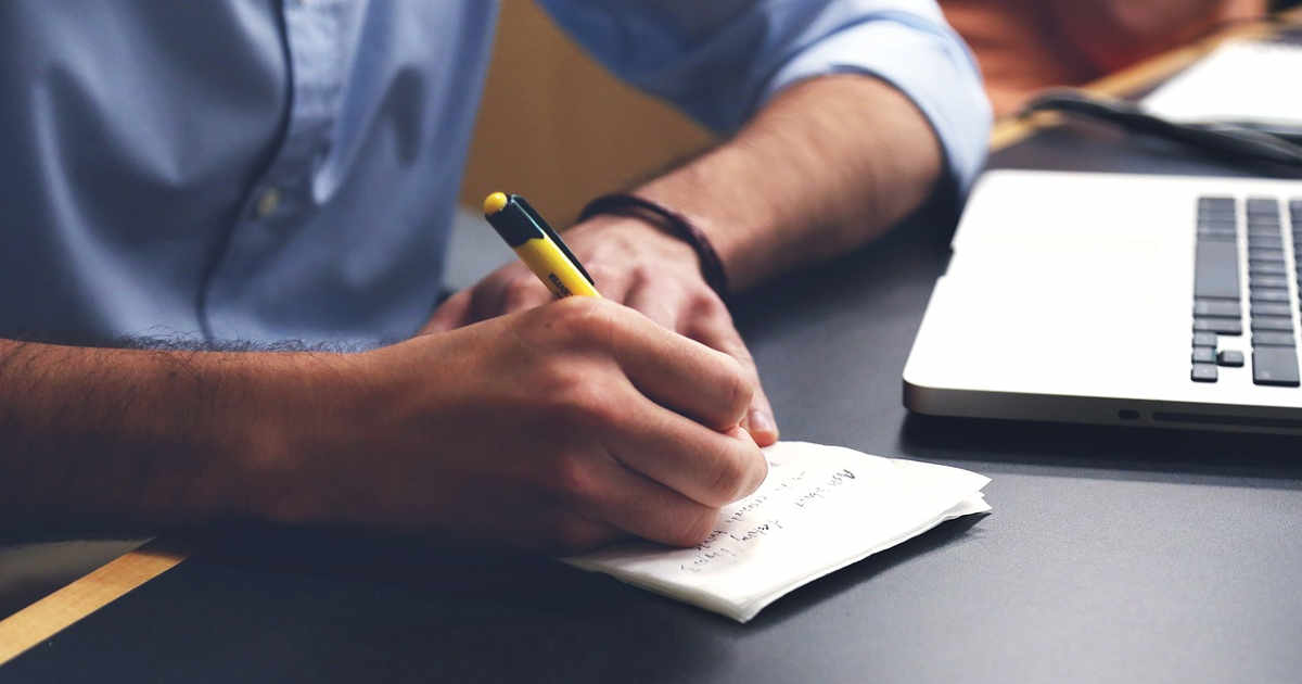 Il foglio bianco e la paura di scrivere sul blog