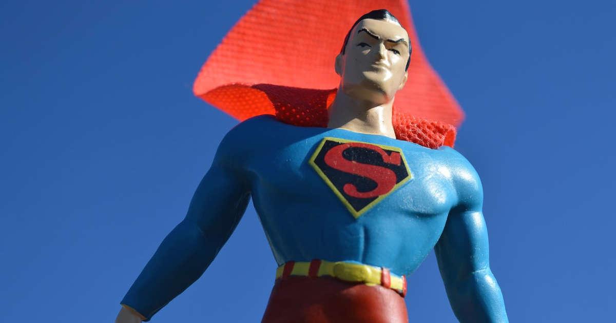Superman, sfatare i miti del parlare in pubblico