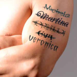 Tatuaggi digitali, fra veri e falsi miti