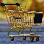 Carrello della spesa come rappresentazione della checklist