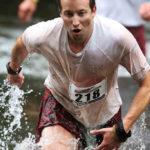 Un atleta con una forte motivazione