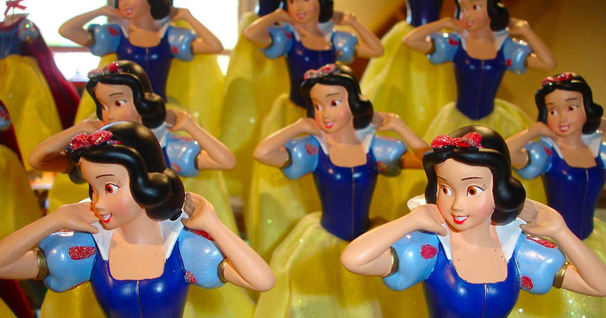 Statuine di Biancaneve