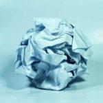 Pallina di carta